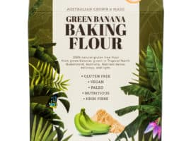 Green Banana Baking Flour